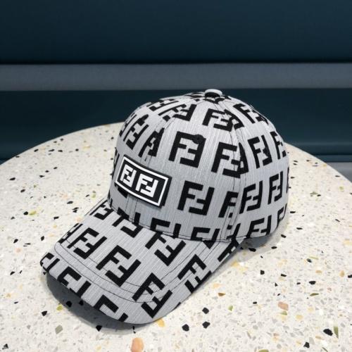 Fendi Caps #840387 $32.00 USD, Wholesale Replica Fendi Caps