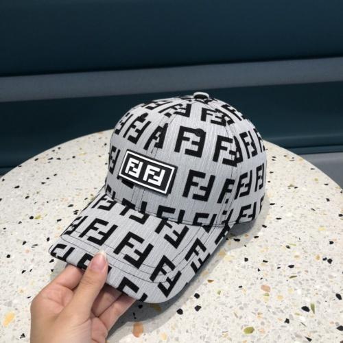 Replica Fendi Caps #840387 $32.00 USD for Wholesale