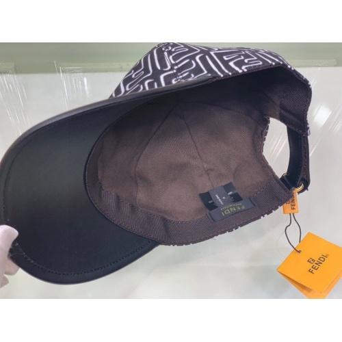 Replica Fendi Caps #840393 $36.00 USD for Wholesale
