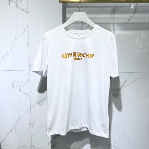 Givenchy T-Shirts Short Sleeved For Men #840470 $41.00, Wholesale Replica Givenchy T-Shirts
