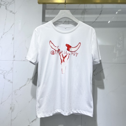 Givenchy T-Shirts Short Sleeved For Men #840471 $41.00, Wholesale Replica Givenchy T-Shirts