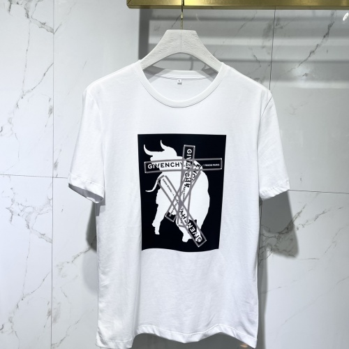 Givenchy T-Shirts Short Sleeved For Men #840474 $41.00, Wholesale Replica Givenchy T-Shirts
