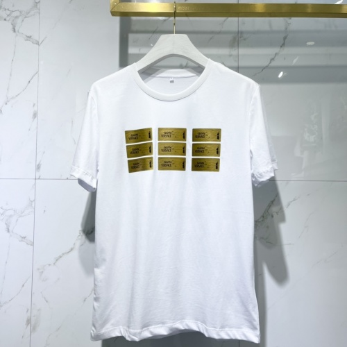 Versace T-Shirts Short Sleeved For Men #840475