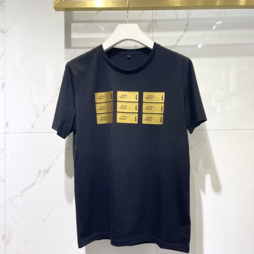 Versace T-Shirts Short Sleeved For Men #840476 $41.00, Wholesale Replica Versace T-Shirts