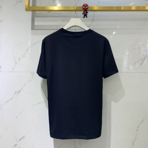 Replica Versace T-Shirts Short Sleeved For Men #840476 $41.00 USD for Wholesale