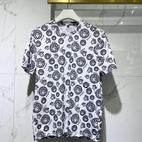 Versace T-Shirts Short Sleeved For Men #840477