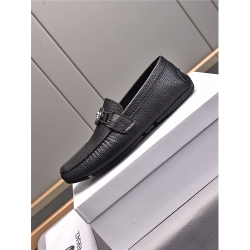 Replica Versace Casual Shoes For Men #840483 $72.00 USD for Wholesale