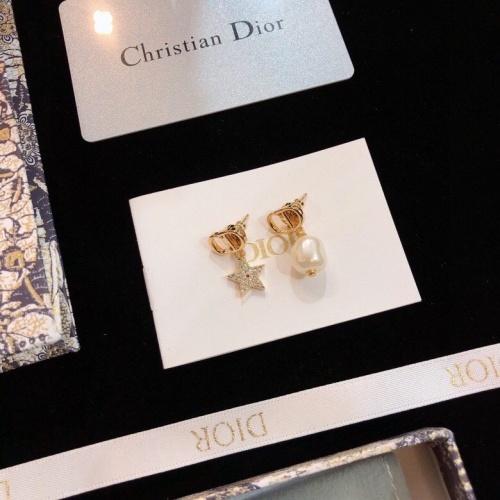 Christian Dior Earrings #840525 $29.00, Wholesale Replica Christian Dior Earrings