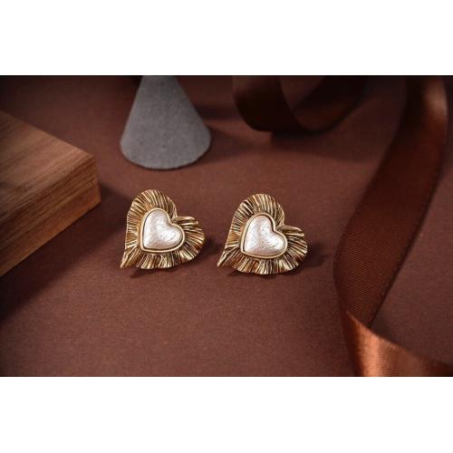 Yves Saint Laurent YSL Earring #840566 $29.00, Wholesale Replica Yves Saint Laurent YSL Earring