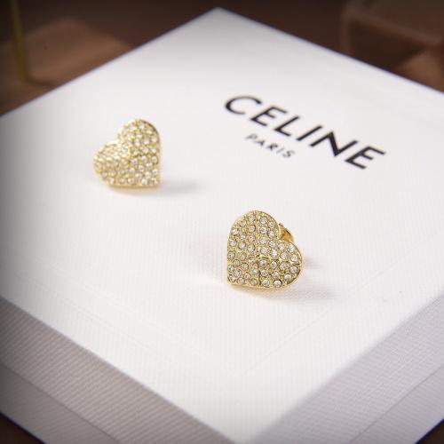 Celine Earrings #840568 $32.00, Wholesale Replica Celine Earrings