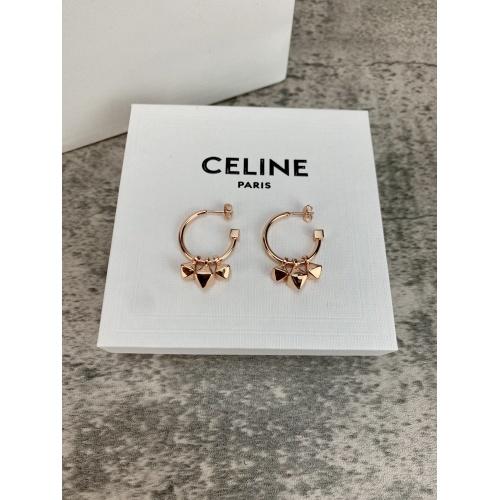 Celine Earrings #840573 $42.00, Wholesale Replica Celine Earrings