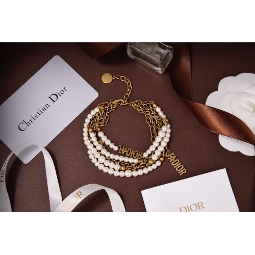 Christian Dior Bracelets #840604 $34.00 USD, Wholesale Replica Christian Dior Bracelets