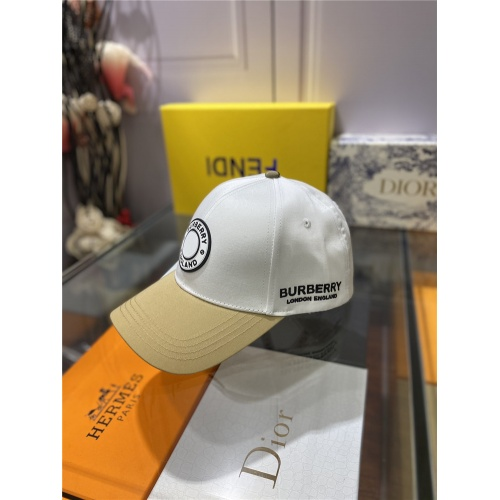Replica Burberry Caps #840612 $27.00 USD for Wholesale