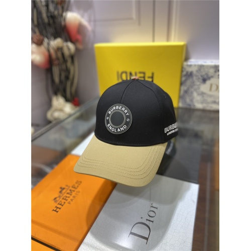 Burberry Caps #840613 $27.00, Wholesale Replica Burberry Caps