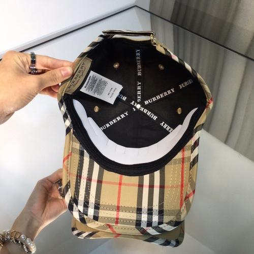 Replica Burberry Caps #840620 $34.00 USD for Wholesale