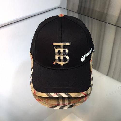 Replica Burberry Caps #840621 $34.00 USD for Wholesale
