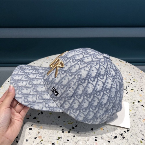 Replica Christian Dior Caps #840625 $32.00 USD for Wholesale