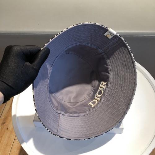 Replica Christian Dior Caps #840627 $36.00 USD for Wholesale