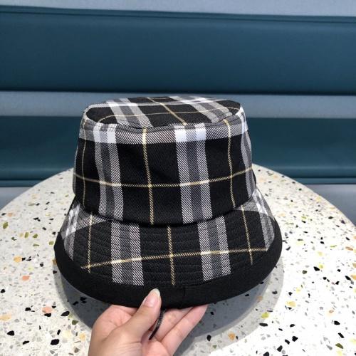 Replica Burberry Caps #840635 $34.00 USD for Wholesale