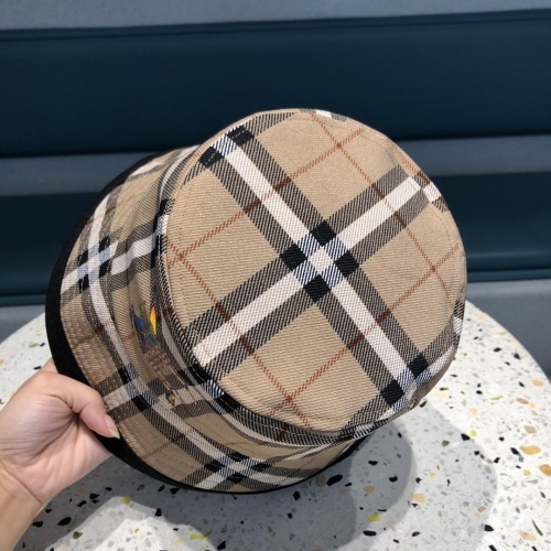 Replica Burberry Caps #840637 $34.00 USD for Wholesale