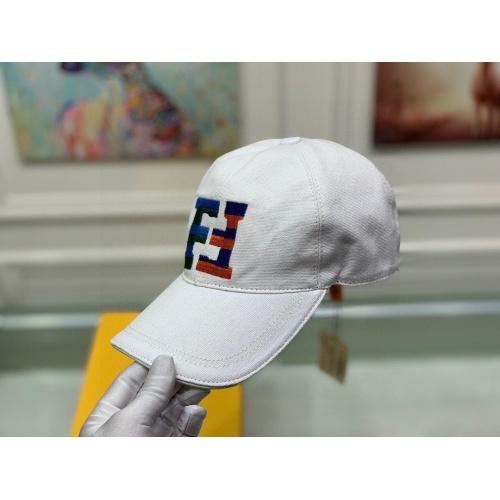 Fendi Caps #840639 $36.00, Wholesale Replica Fendi Caps