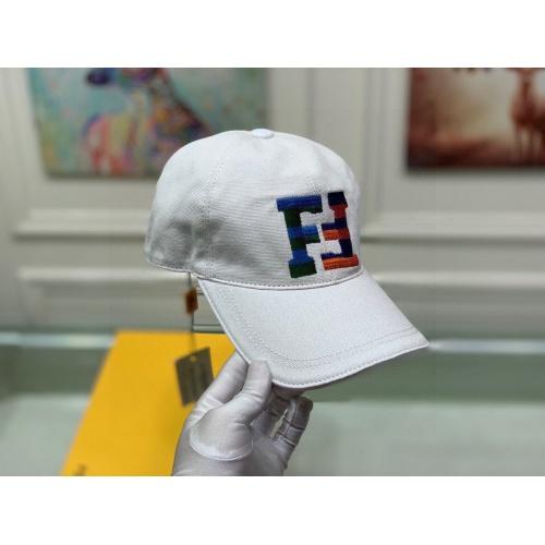 Replica Fendi Caps #840639 $36.00 USD for Wholesale