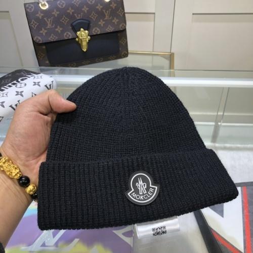 Moncler Woolen Hats #840642 $34.00, Wholesale Replica Moncler Caps
