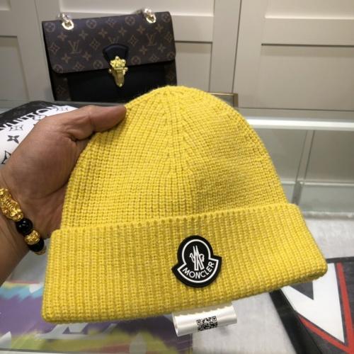 Moncler Woolen Hats #840645 $34.00, Wholesale Replica Moncler Caps