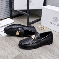 $76.00 USD Versace Leather Shoes For Men #834950