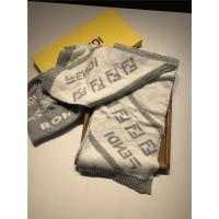 $44.00 USD Fendi Scarf & Hat Set For Women #835069