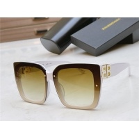 $54.00 USD Balenciaga AAA Quality Sunglasses #835951