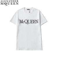 $27.00 USD Alexander McQueen T-shirts Short Sleeved For Men #835998