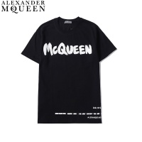 $27.00 USD Alexander McQueen T-shirts Short Sleeved For Men #836002