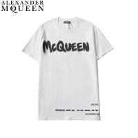$27.00 USD Alexander McQueen T-shirts Short Sleeved For Men #836003