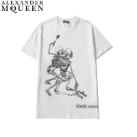 $27.00 USD Alexander McQueen T-shirts Short Sleeved For Men #836006