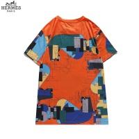 $29.00 USD Hermes T-Shirts Short Sleeved For Men #836036