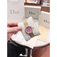 $96.00 USD Christian Dior AAA Quality Watches In Gold For Women #836326
