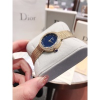 $96.00 USD Christian Dior AAA Quality Watches In Gold For Women #836331