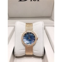 $96.00 USD Christian Dior AAA Quality Watches In Gold For Women #836334