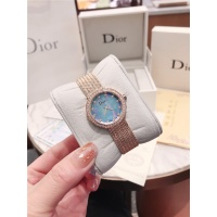 $96.00 USD Christian Dior AAA Quality Watches In Rose Gold For Women #836340