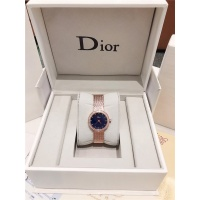 $96.00 USD Christian Dior AAA Quality Watches In Rose Gold For Women #836342