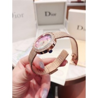 $96.00 USD Christian Dior AAA Quality Watches In Rose Gold For Women #836343