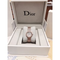 $96.00 USD Christian Dior AAA Quality Watches In Rose Gold For Women #836344