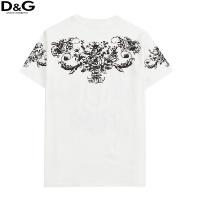 $29.00 USD Dolce & Gabbana D&G T-Shirts Short Sleeved For Men #836547