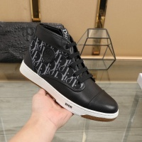 $92.00 USD Christian Dior High Tops Shoes For Men #837171