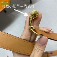 $56.00 USD Hermes AAA Belts #837982