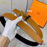 $56.00 USD Hermes AAA Belts #837994