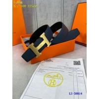 $56.00 USD Hermes AAA Belts #837996