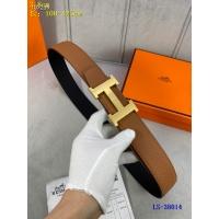 $56.00 USD Hermes AAA Belts #838001