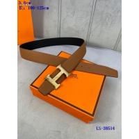 $56.00 USD Hermes AAA Belts #838015